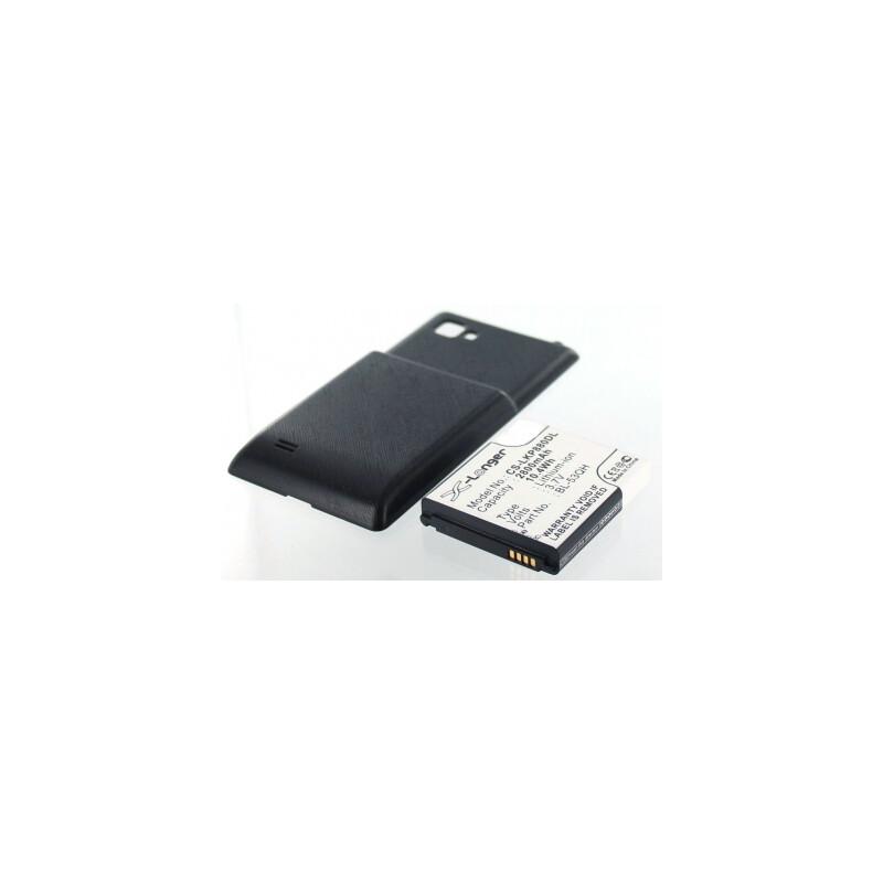 AGI Akku LG Optimus 4X HD 2.800mAh