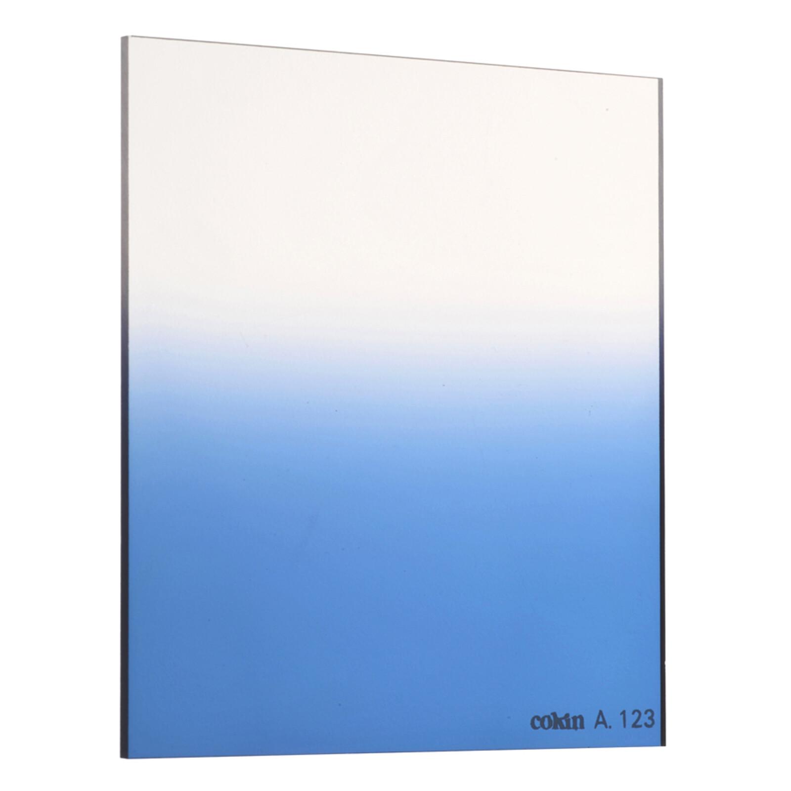 Cokin Z123 Verlauf Blau 2