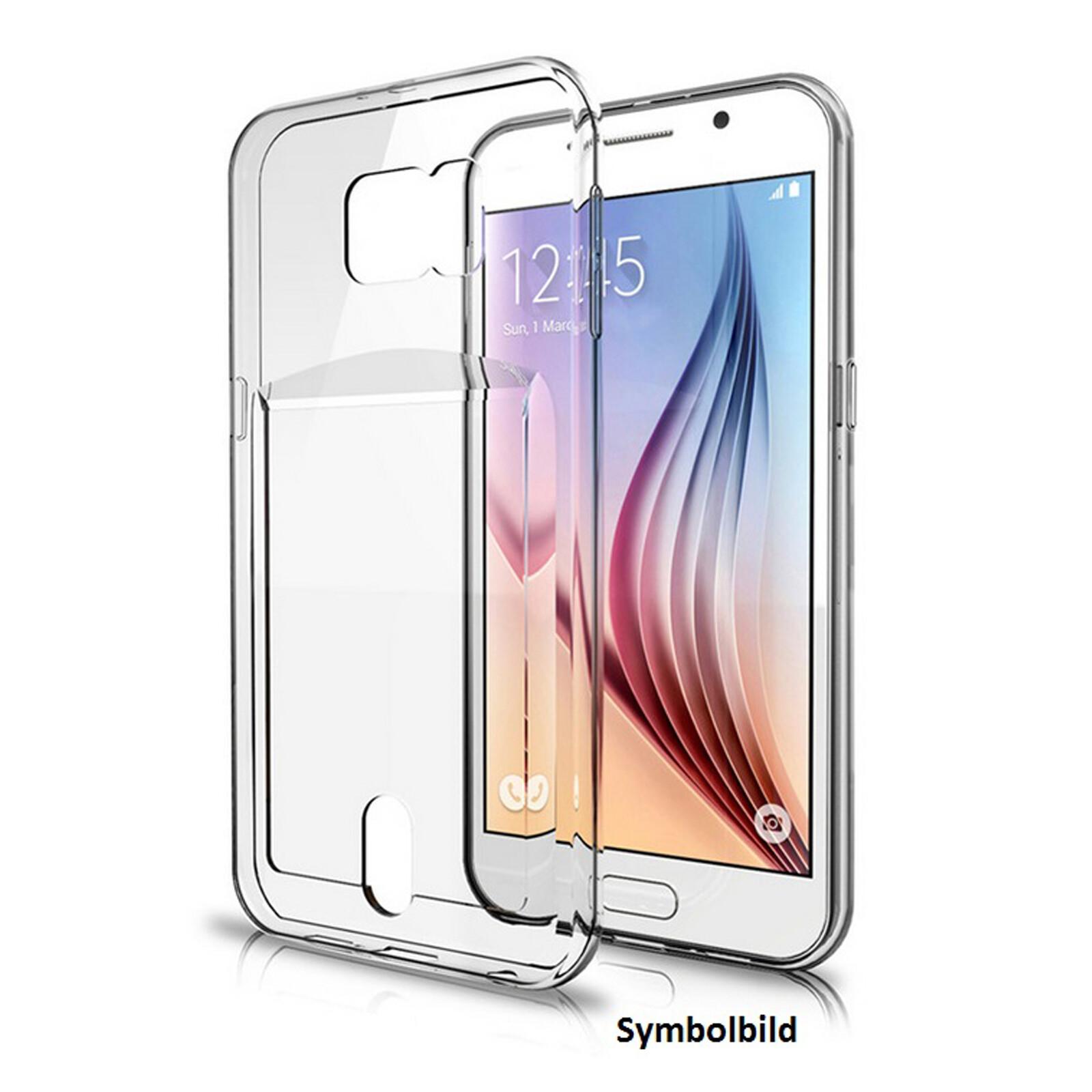 Axxtra Back Cover Slim Samsung Galaxy A6