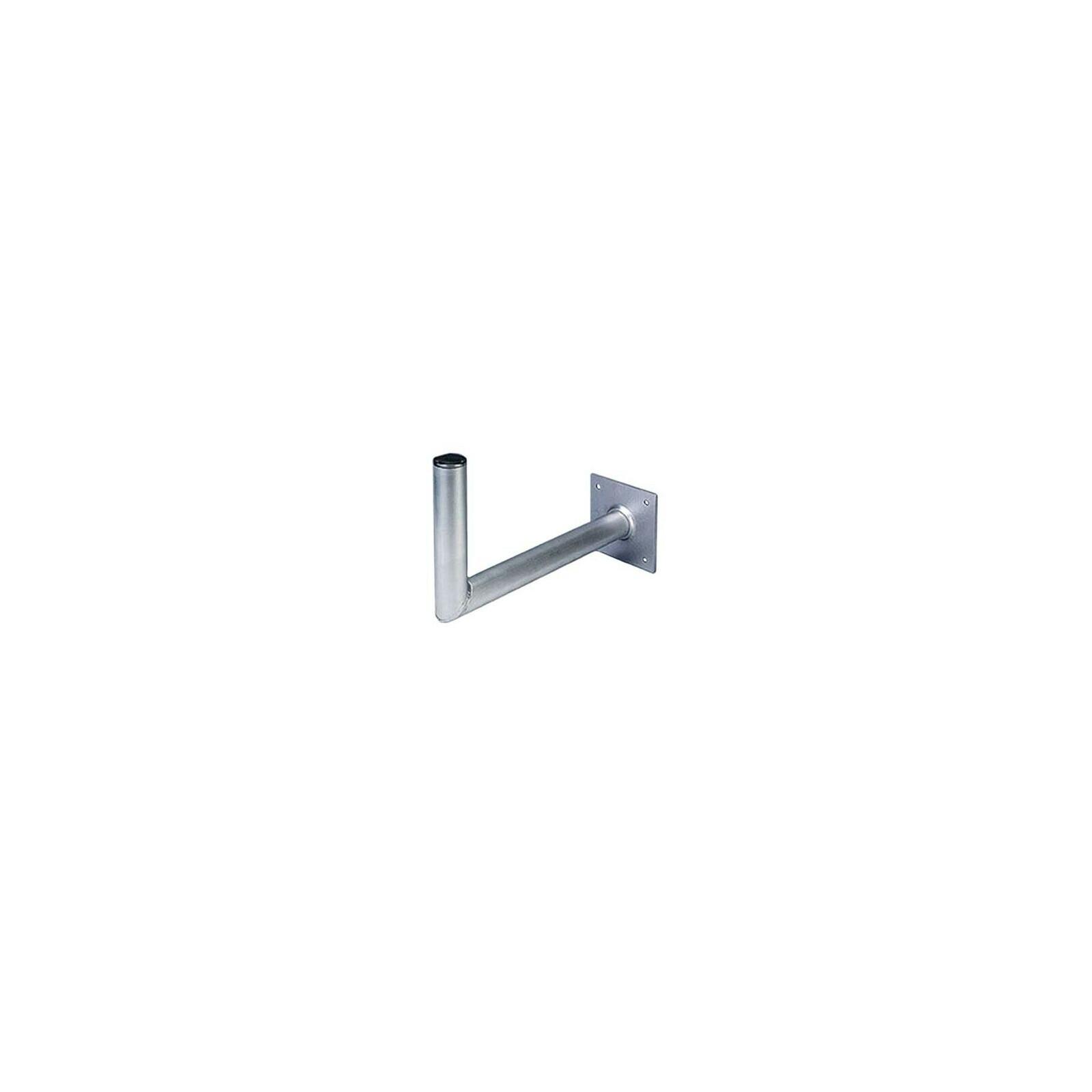 Hama 44183 SAT-Wandhalterung aus Aluminium, 45 cm Wandabstan