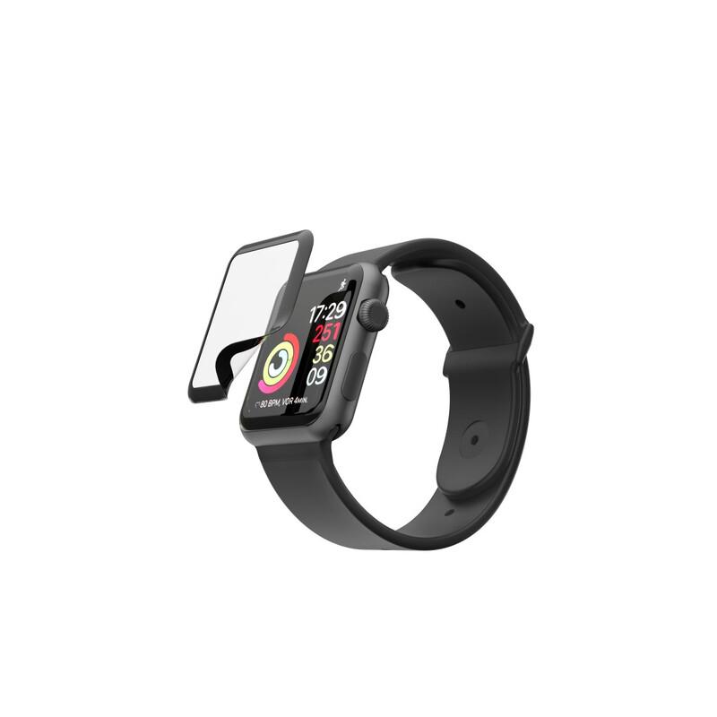"Hama Displayschutz ""Hiflex"" Apple Watch 4/5/6/SE 40mm"