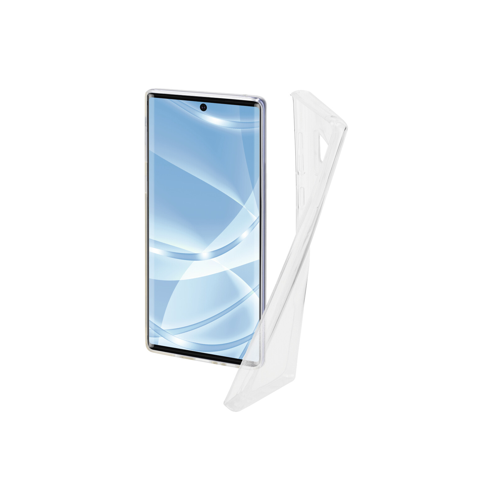 Hama Back Cover Crystal Clear Samsung Galaxy Note 10 Plus 5G