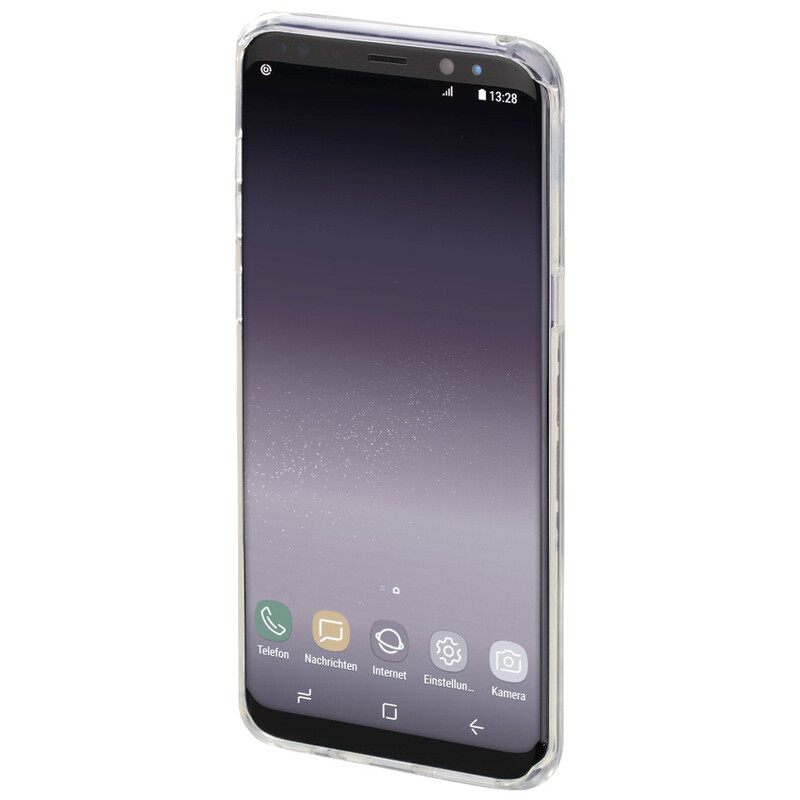 Hama Back Cover Crystal Samsung Galaxy S9