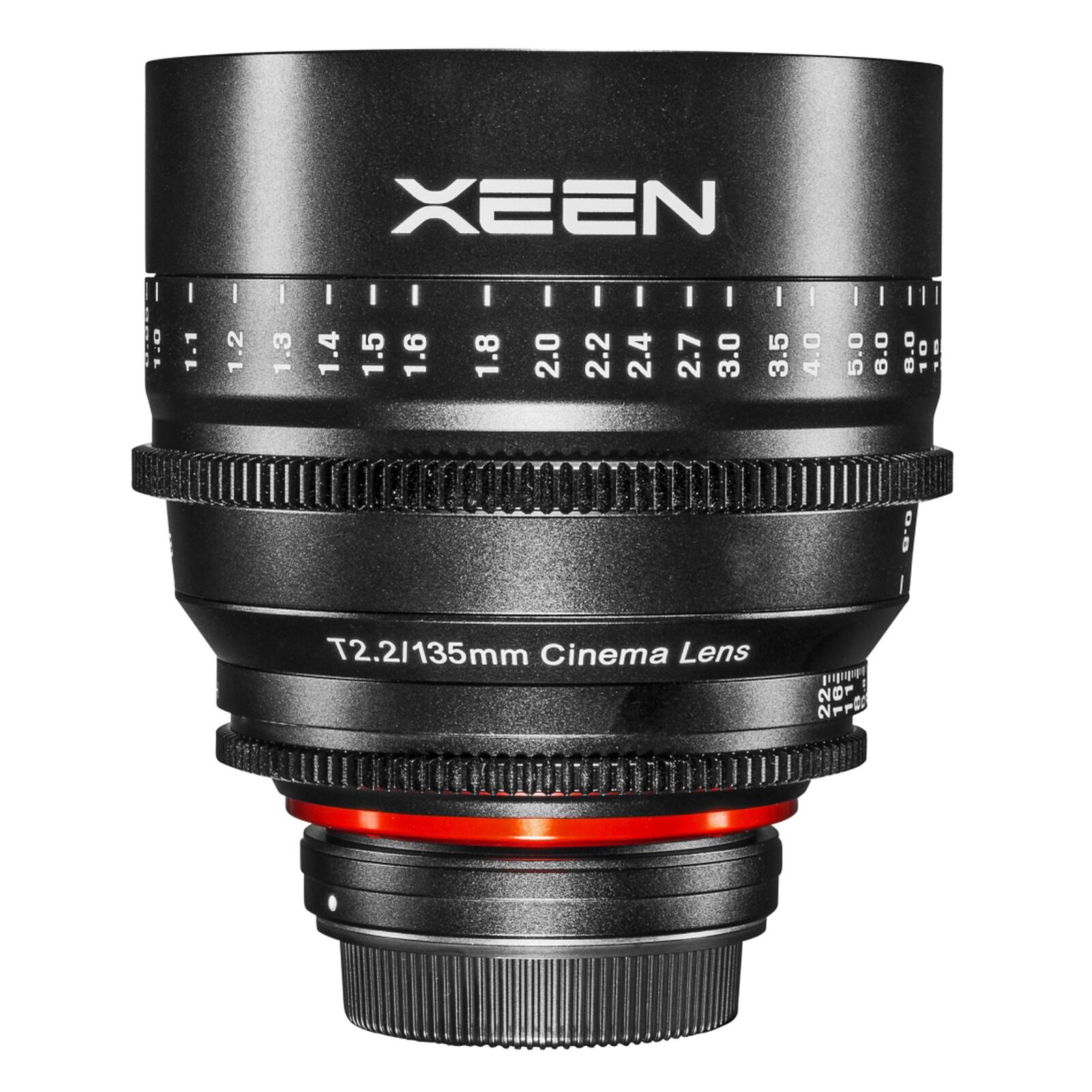 XEEN Cinema 135/2,2 Canon EF Vollformat