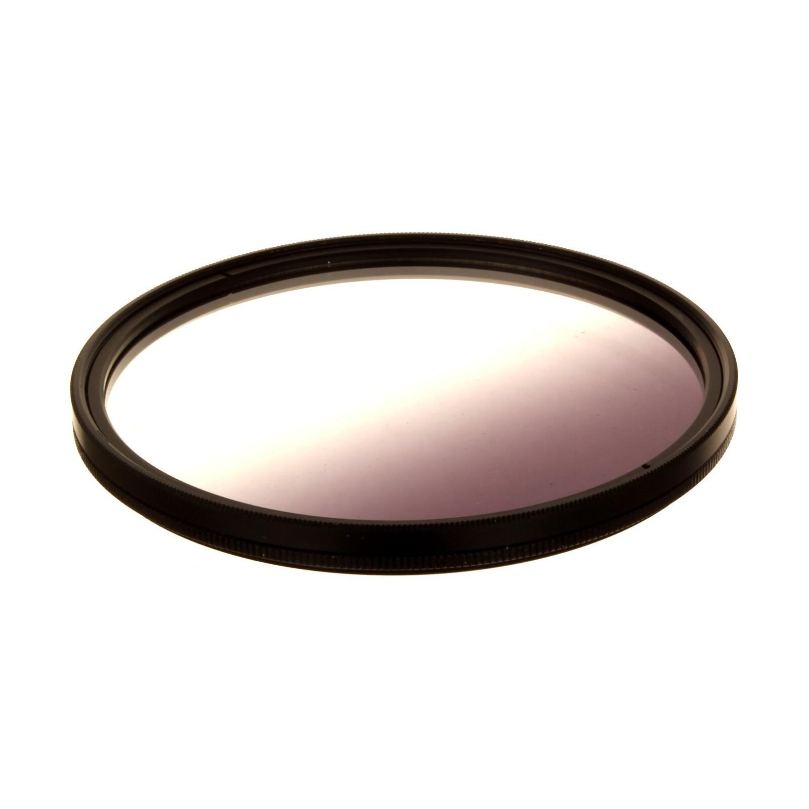 Dörr Farbverlauf Filter grau 52mm