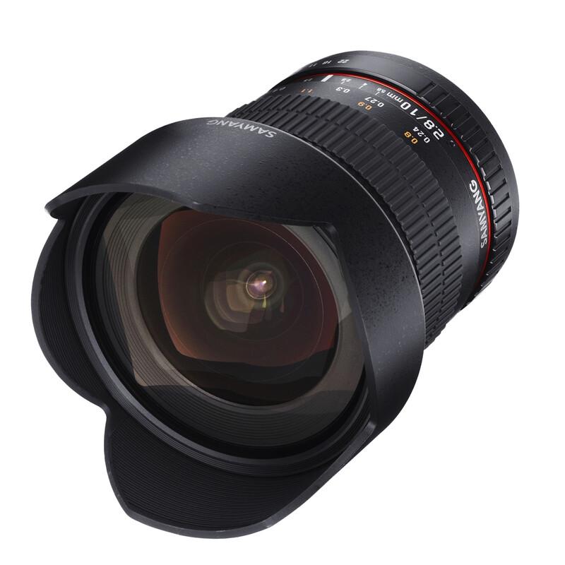 Samyang MF 10/2,8 APS-C Canon M