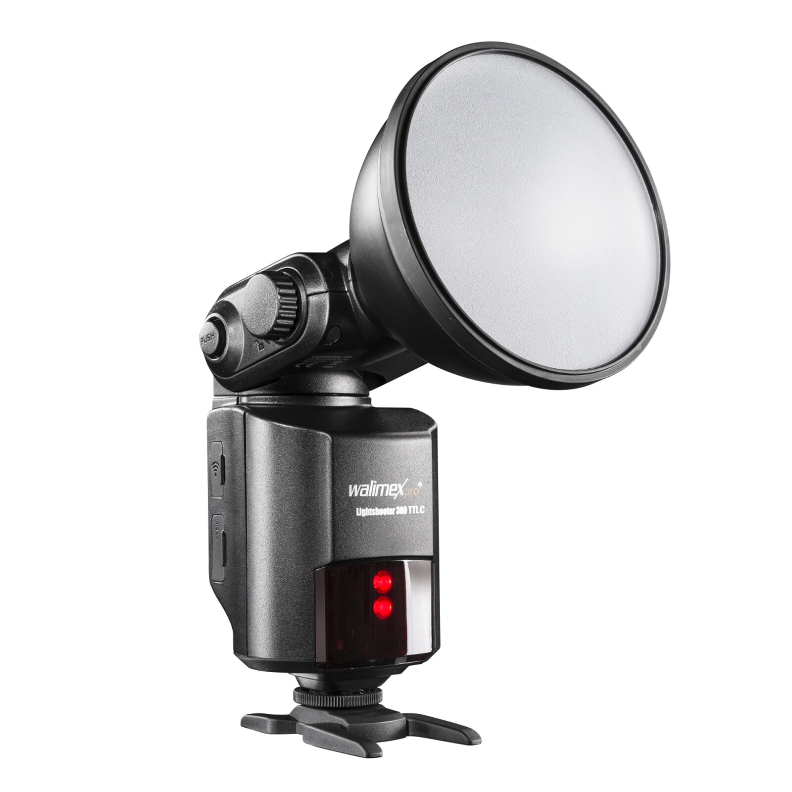 walimex pro Light Shooter 360 TTL/C + Power Porta