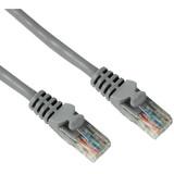 Hama 46745 CAT-5e-Netzwerkkabel UTP, Grau, 10,00 m