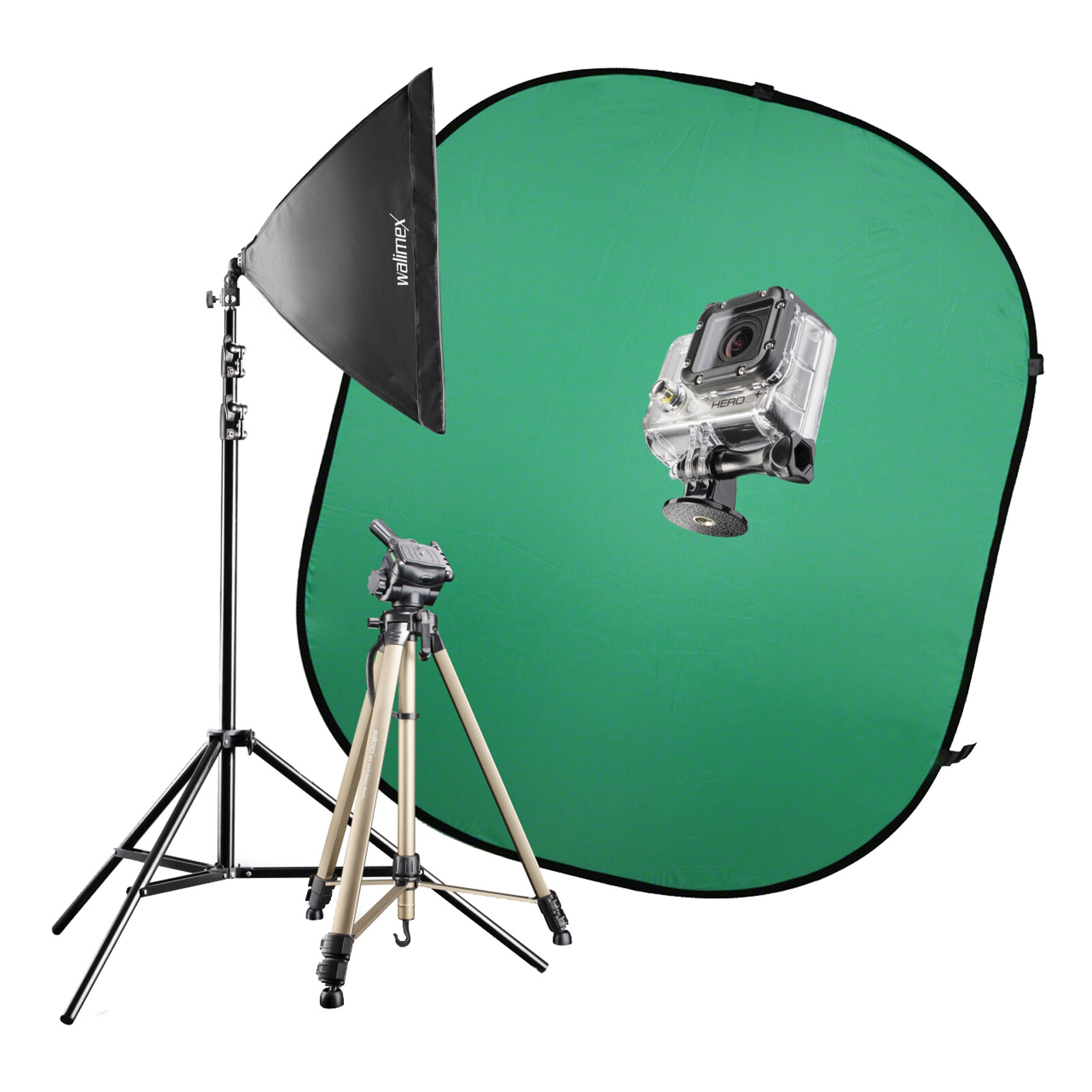 mantona Set Studio II GoPro