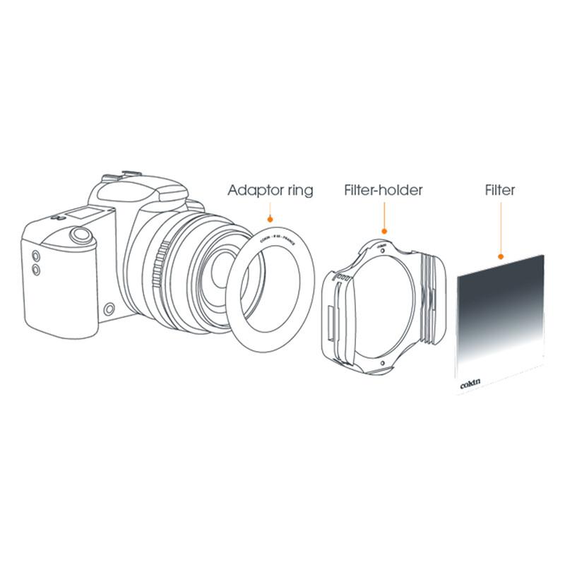 Cokin X485B X-Adapter 95mm 1,00TH