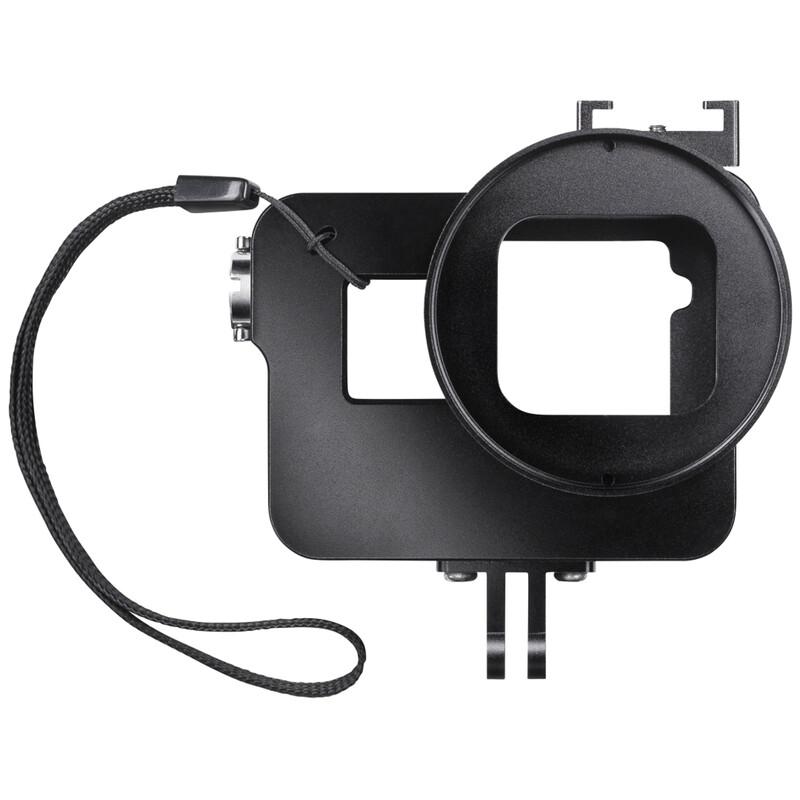 mantona Magic Alu Cage für GoPro Hero5 Black