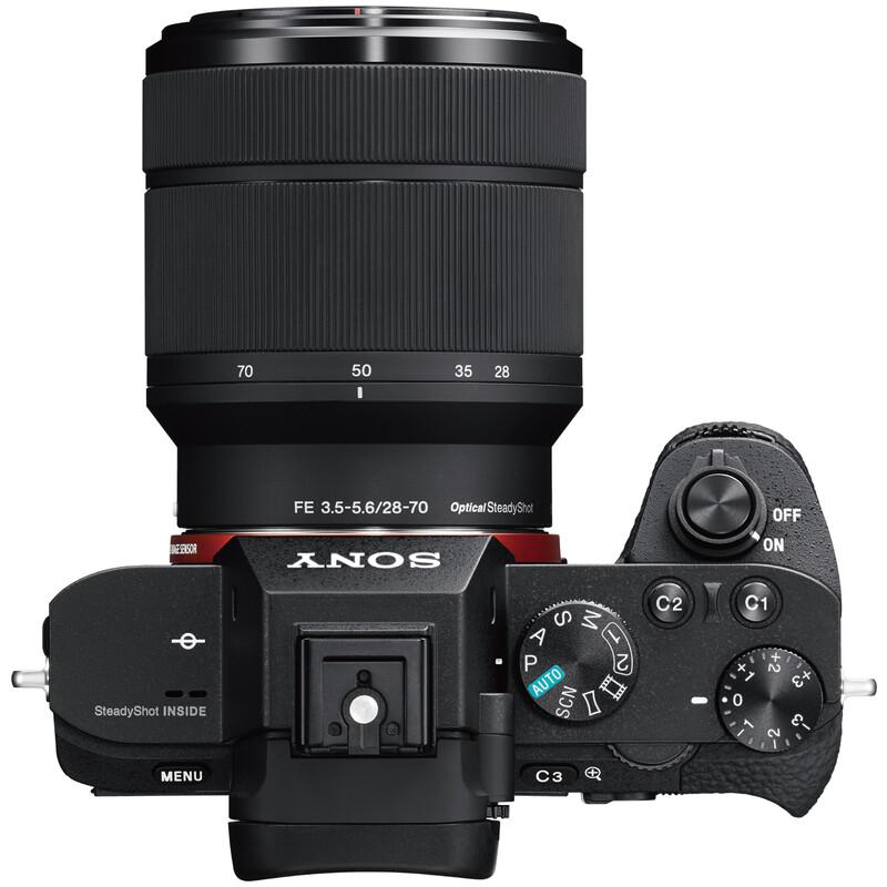 Sony ALPHA 7 II + SEL 28-70/3,5-5,6 OSS