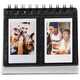 Fujifilm Instax Twin Mini Flip Album Smoky White