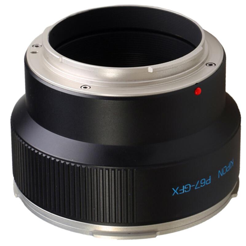 Kipon Adapter für Pentax 67 auf Fuji GFX