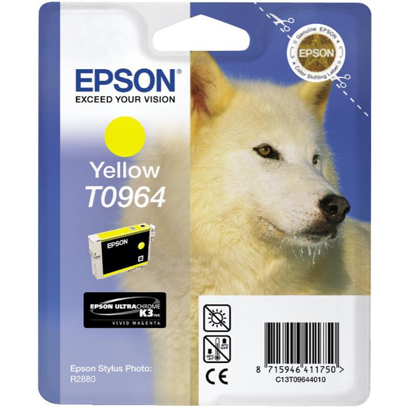 Epson T0964 Tinte Photo Yellow 11,4ml