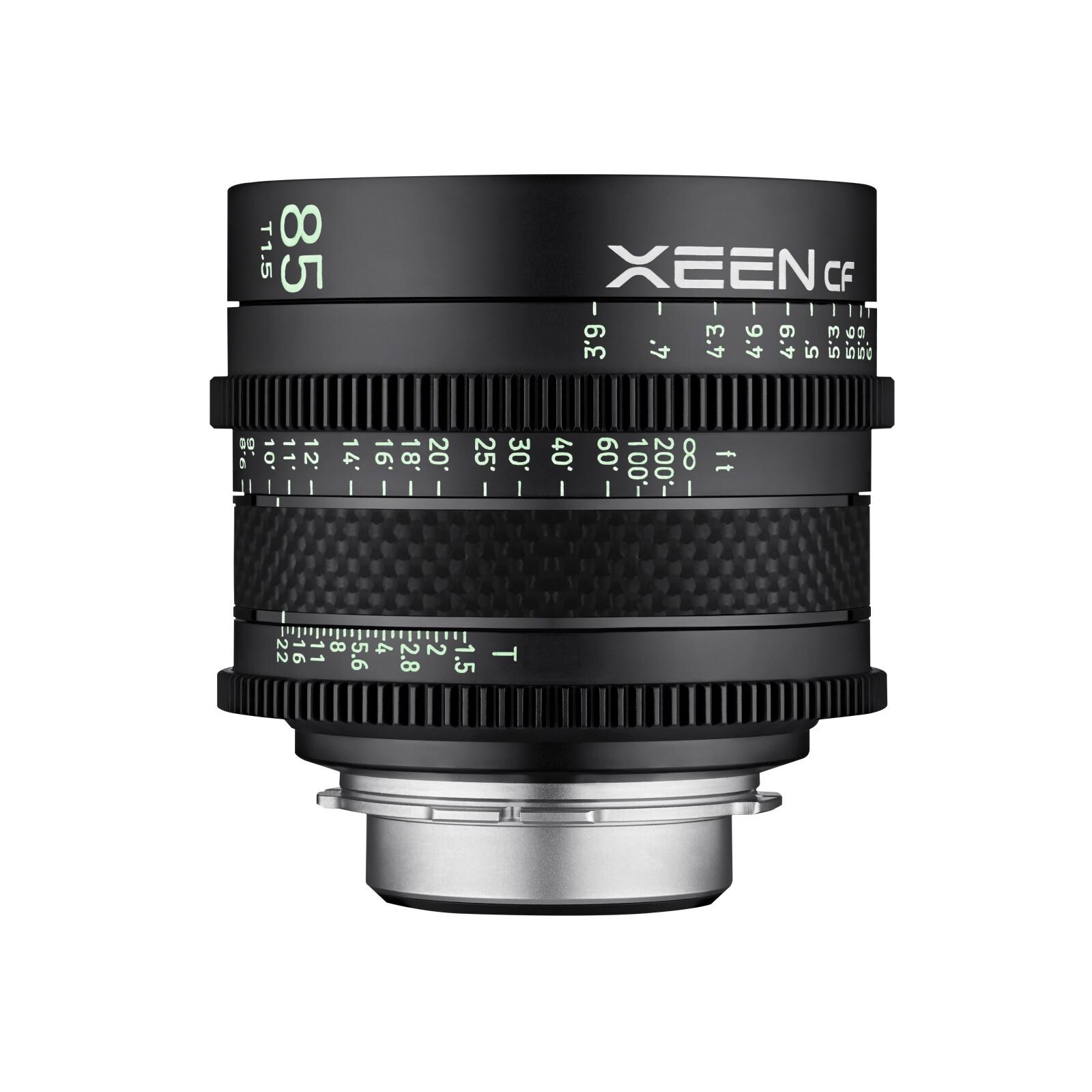 XEEN CF Cinema 85/1,5 PL Vollformat