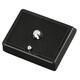 Hama 4262 Schnellkupplungs-Platte für Omega Premium I, II ,