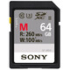 Sony SDXC 64GB SF-M Tough UHS-II C10