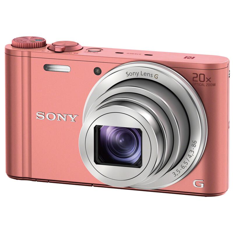 Sony DSC-WX350P CyberShot Kompakt Kamera