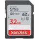 SanDisk SDHC 32GB Ultra 120MB/s