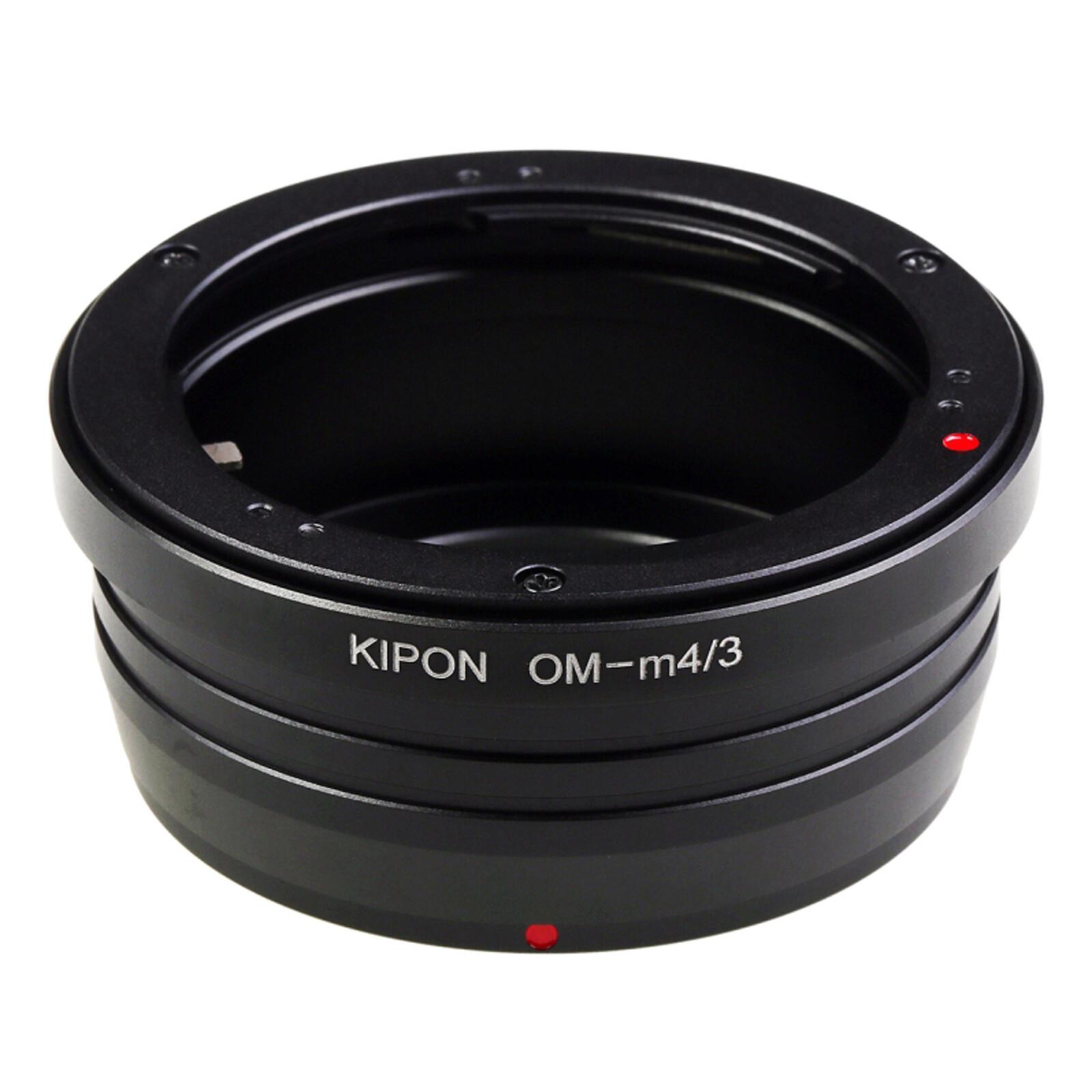 Kipon Adapter für Olympus OM auf MFT