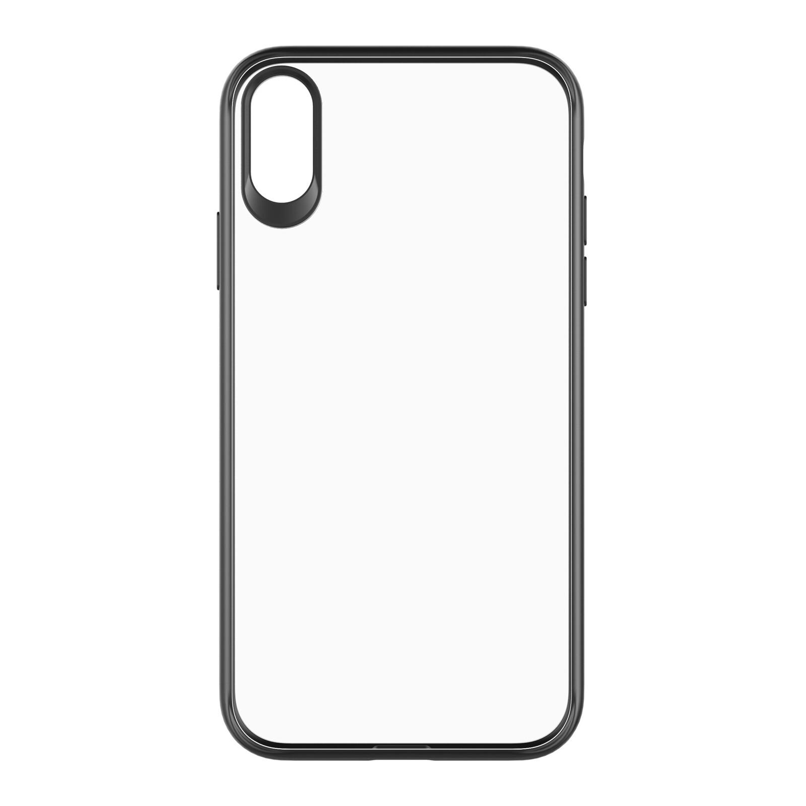 Felixx Back Hybrid Apple iPhone Xs/X schwarz