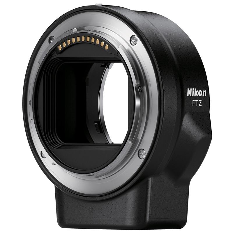 Nikon FTZ Bajonett Adapter