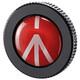 Manfrotto ROUND-PL Schnellwechselplatte Compact Action