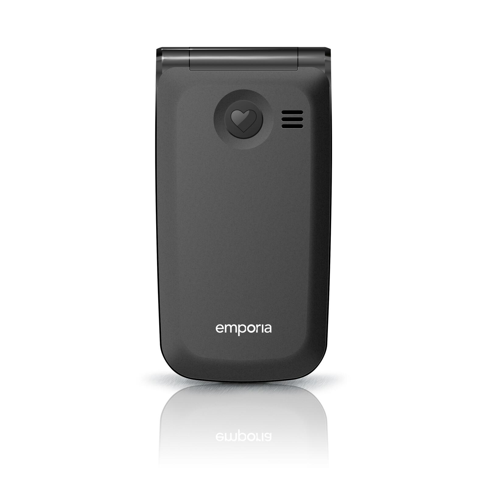 Emporia Flip V221 schwarz