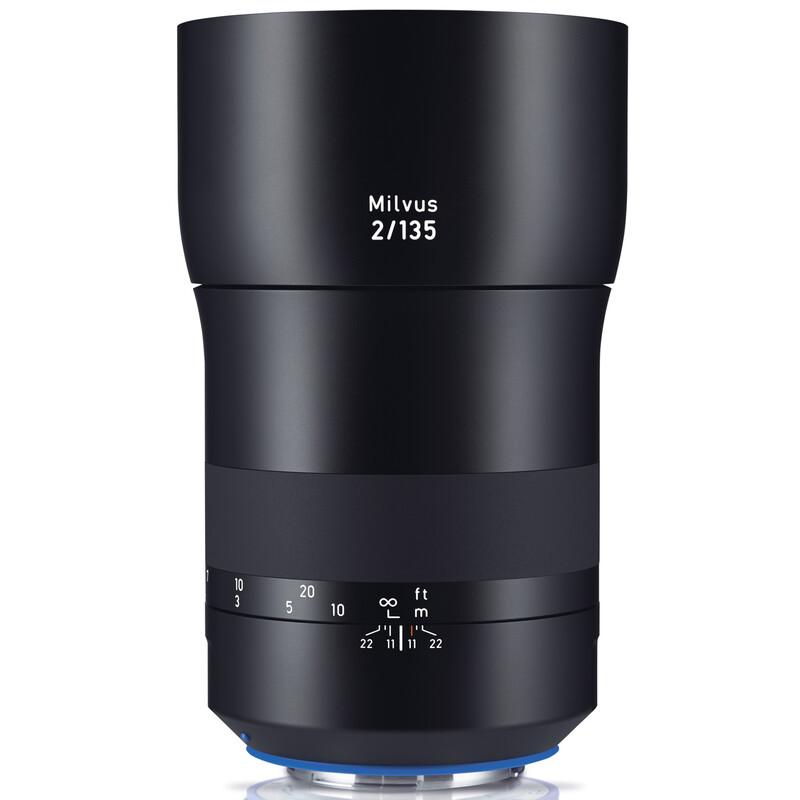 Zeiss Milvus 135/2,0 ZE Canon + UV Filter