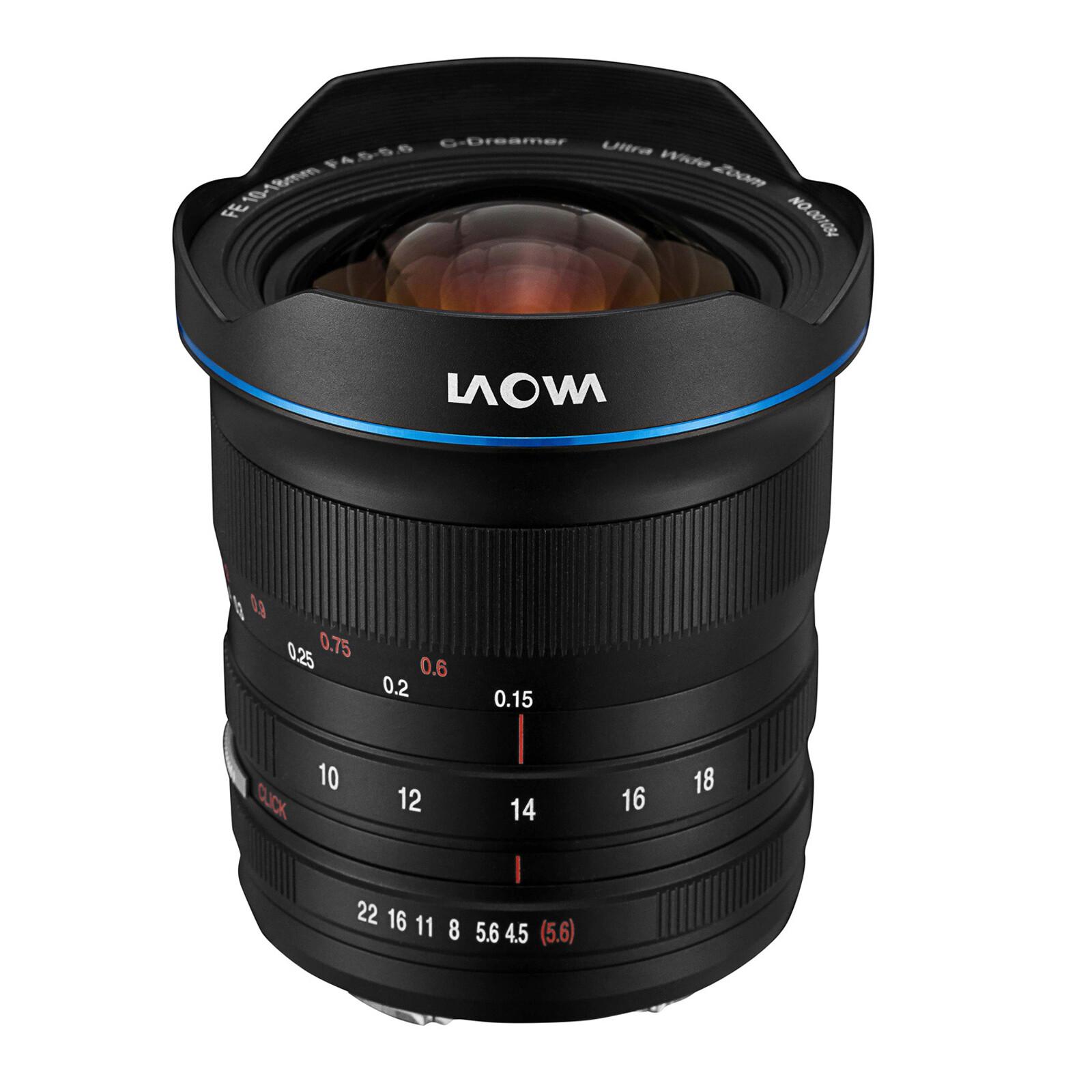LAOWA 10-18/4,5-5,6 FE Zoom Sony E
