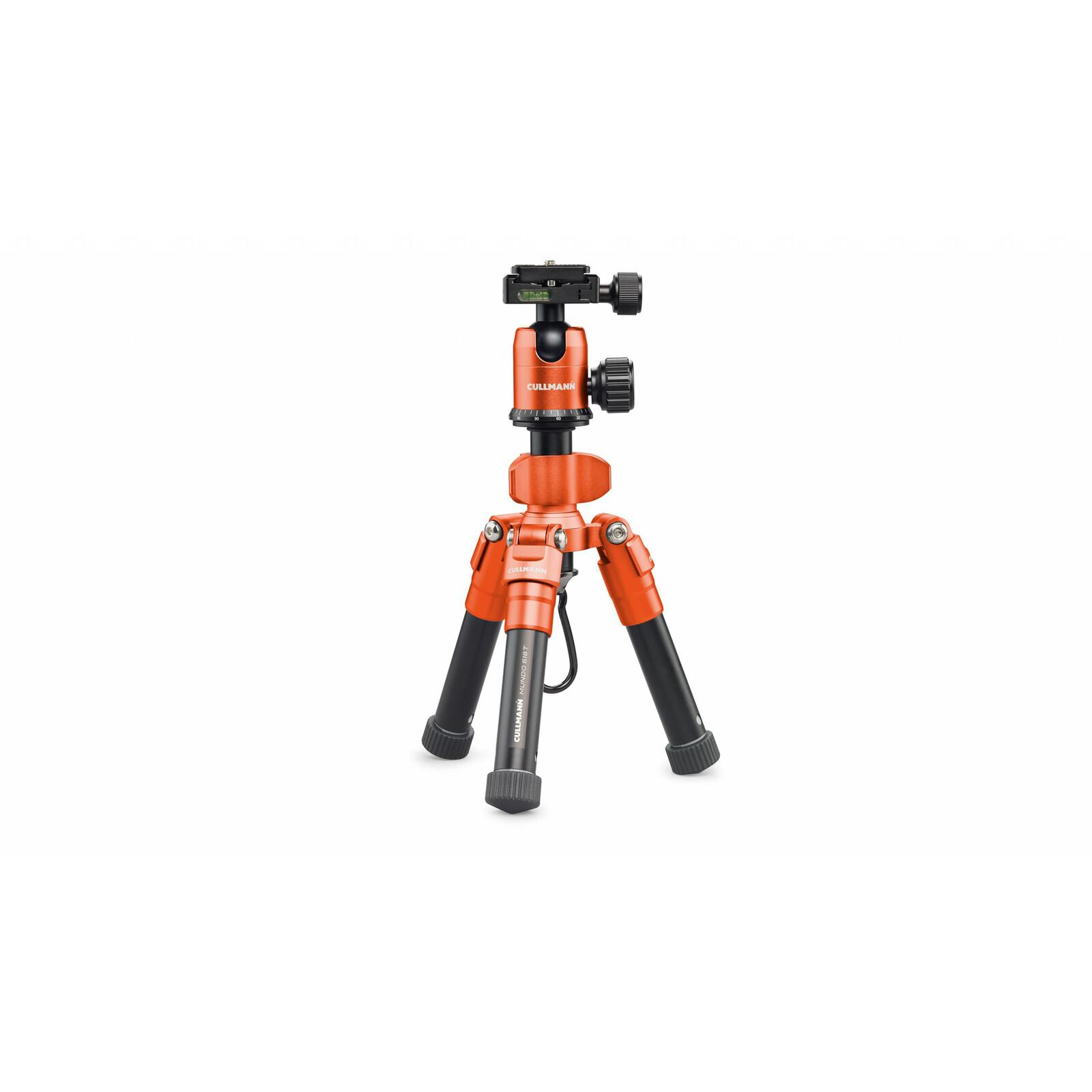 Cullmann Mundo 518T Stativ orange