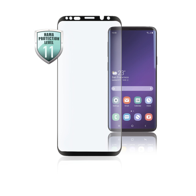 Hama Displayschutzglas Samsung Galaxy S10