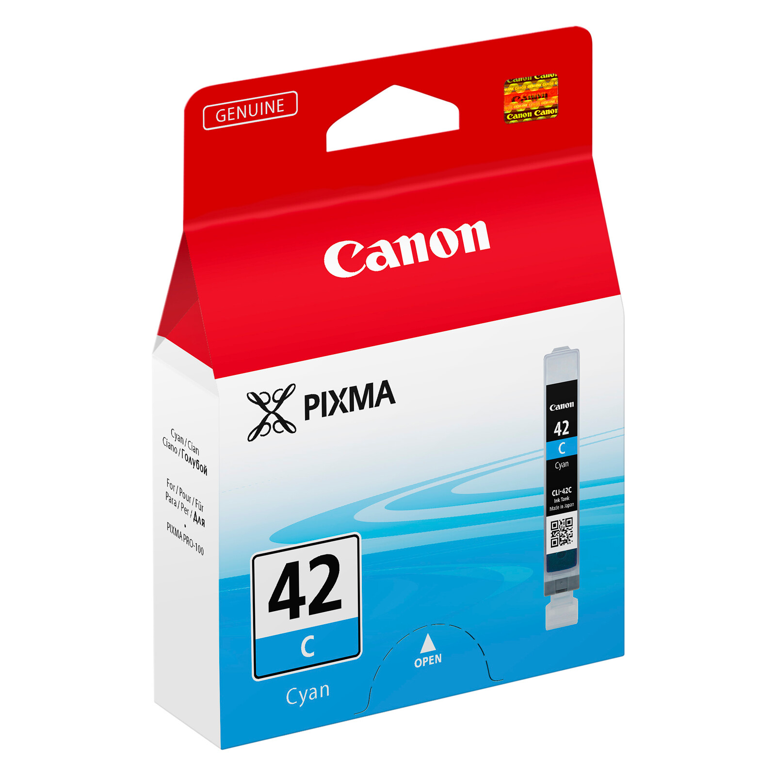 Canon CLI-42C Tinte cyan 13ml