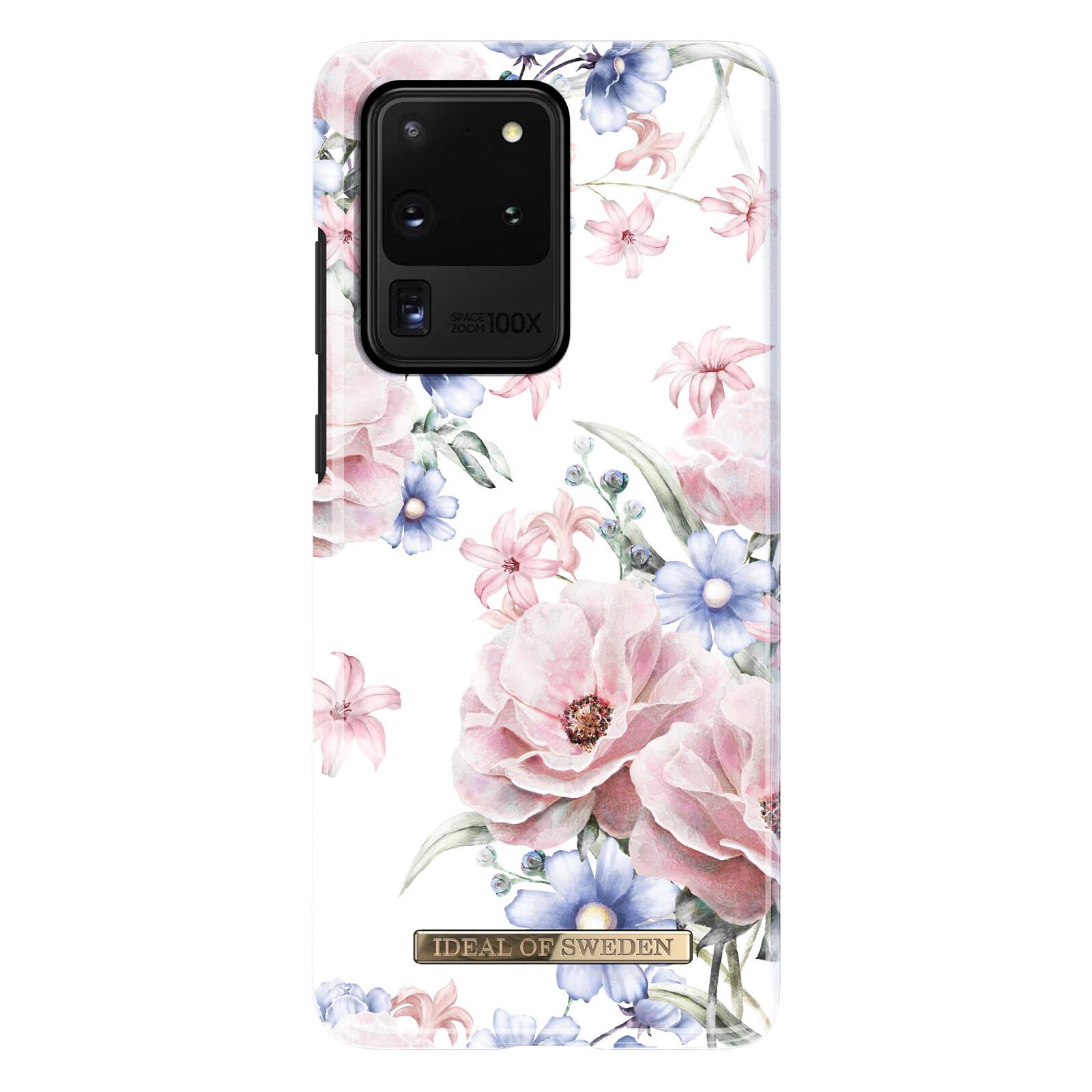 iDealofSweden Back Samsung Galaxy S20 Ult Floral Roma