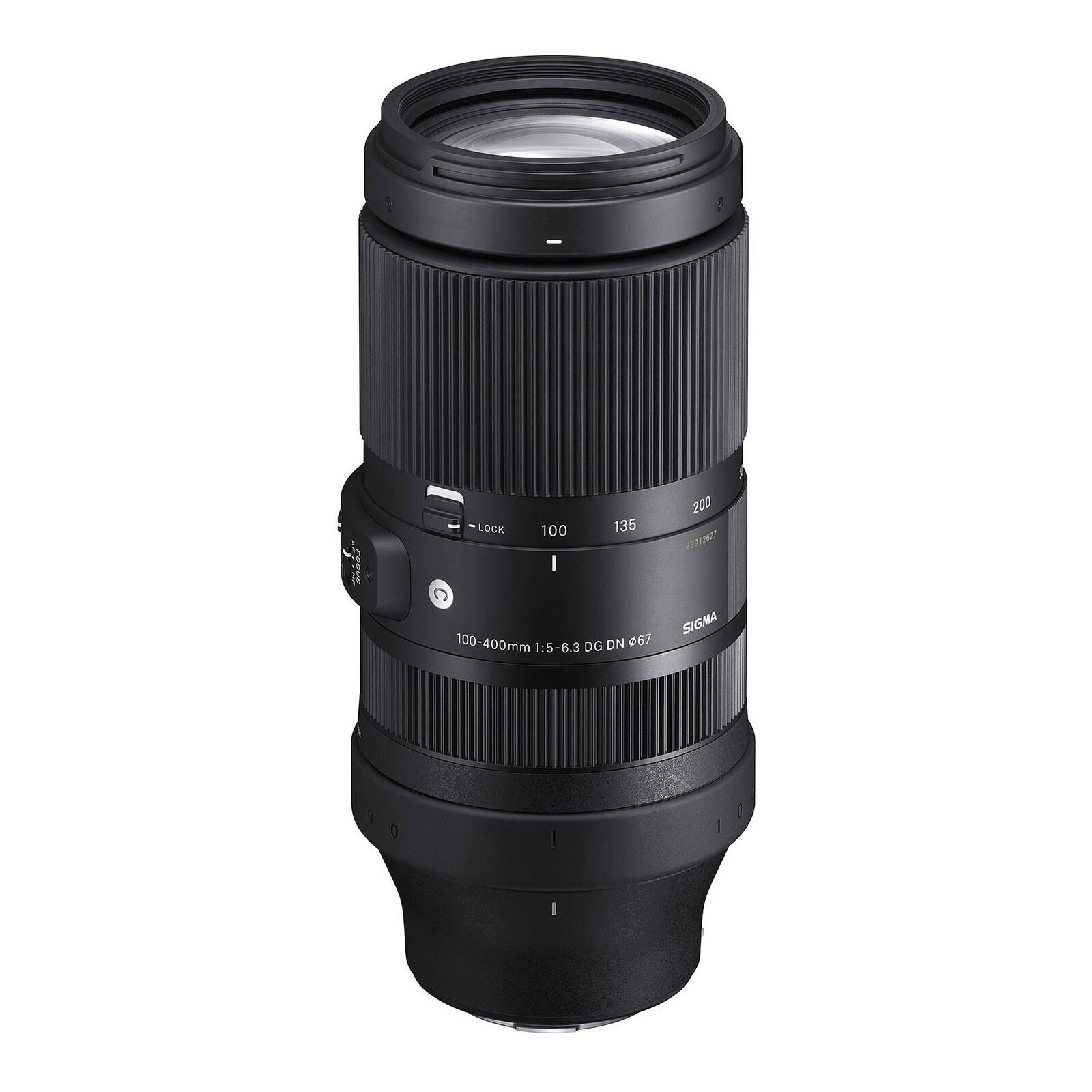 Sigma 100-400/5,0-6,3 DG DN OS HSM L-Mount + UV Filter