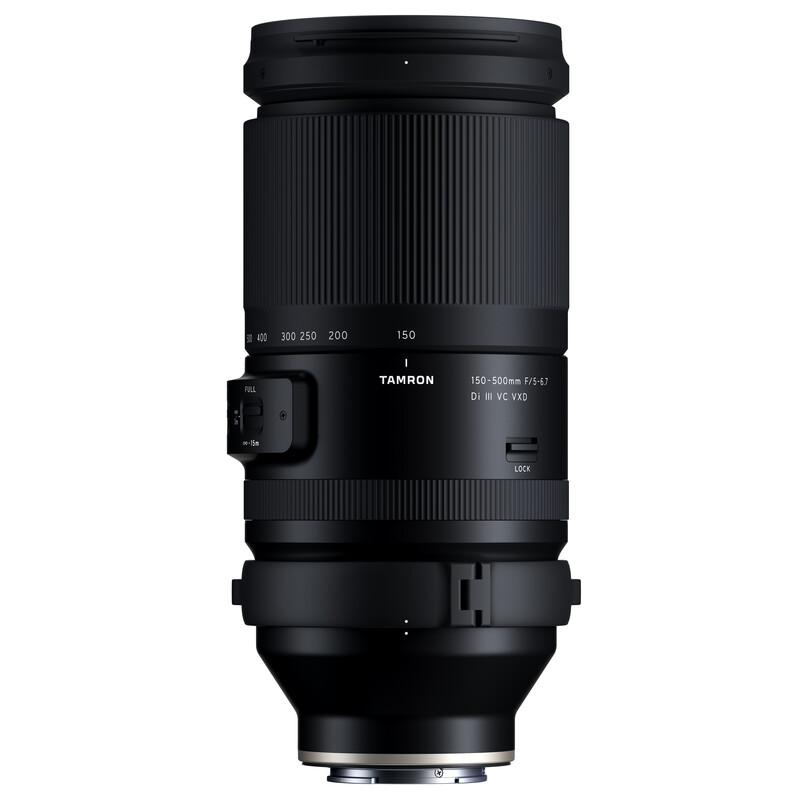 Tamron 150-500mm F5-6.7 Di III VC VXD