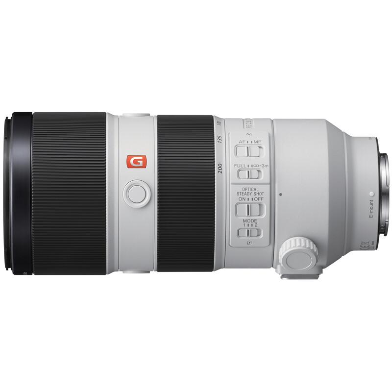 Sony SEL 70-200/2,8 GM OSS