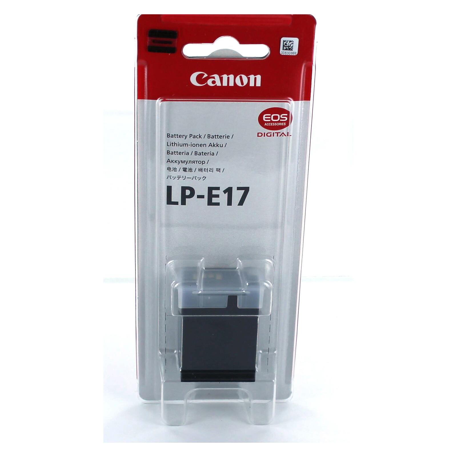 Canon 31661 Akku LP-E17