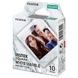 Fujifilm Instax Square Whitemarble 10 Aufnahmen