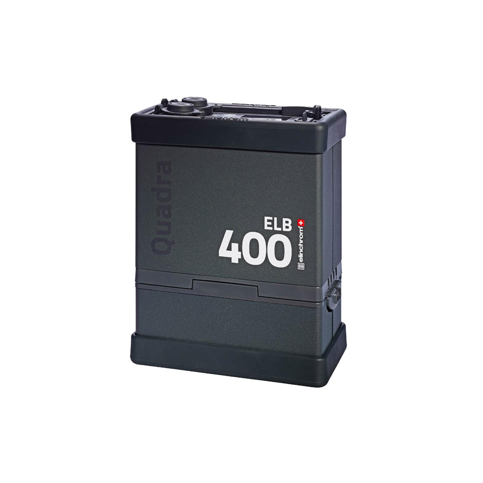Elinchrom ELB 400 inkl. LI-ION Akku