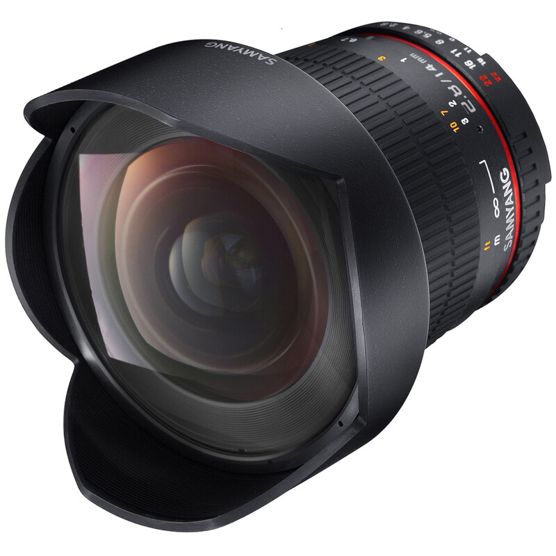 Samyang MF 14/2,8 Nikon F AE