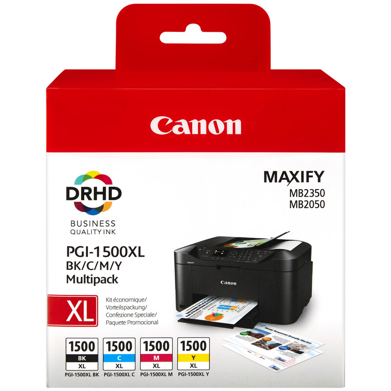 Canon PGI-1500XL Tinte Multipack
