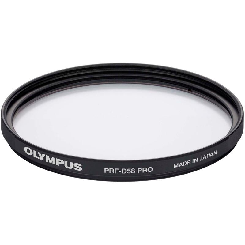Olympus PRF-D58 Pro MFT Schutzfilter 58mm