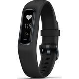 Fitness-Tracker Garmin Vivosmart 4 L Schwarz/Schwarz