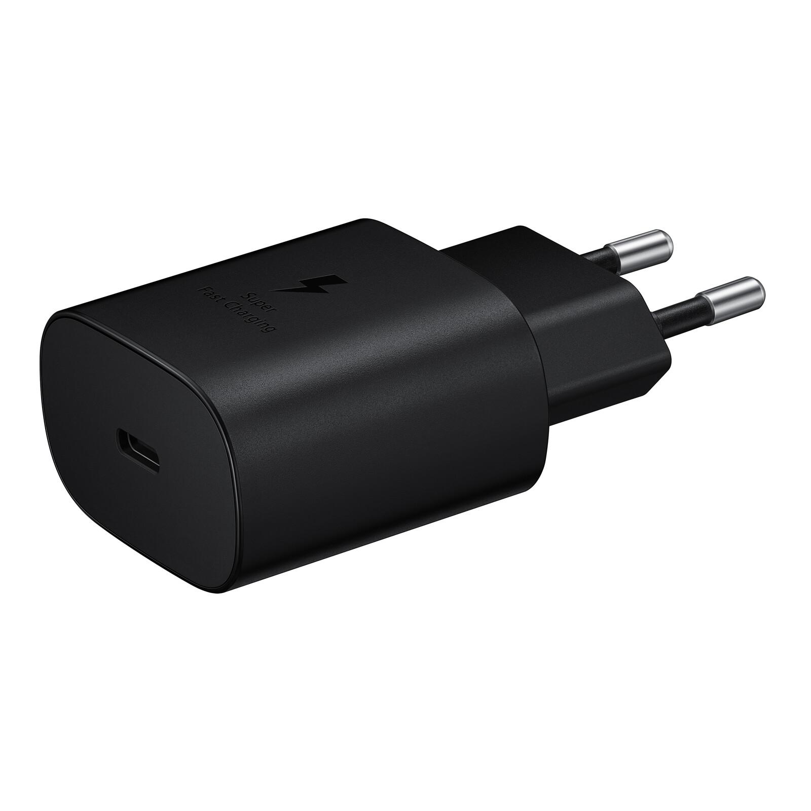 Samsung Original USB-C 25W Reiselader / Ladegerät schwarz