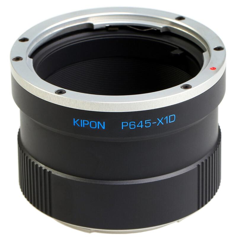 Kipon Adapter für Pentax 645 auf Hasselblad X1D