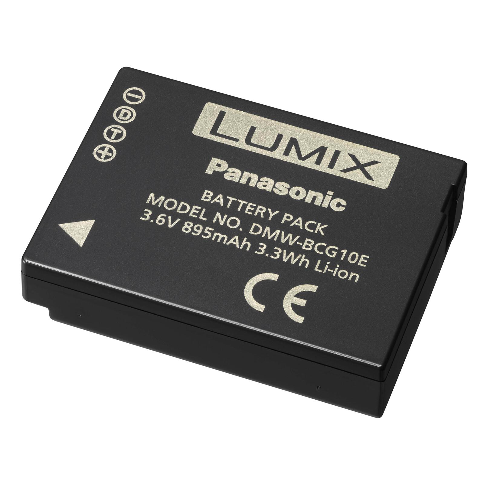Panasonic Original Akku DMW-BCG10E