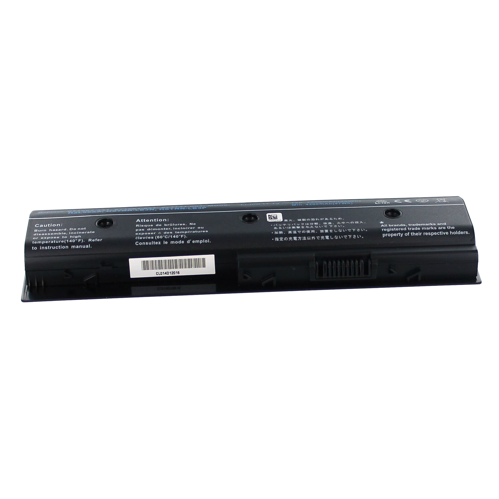 AGI Akku HP Envy M6-1183EG 5.200mAh