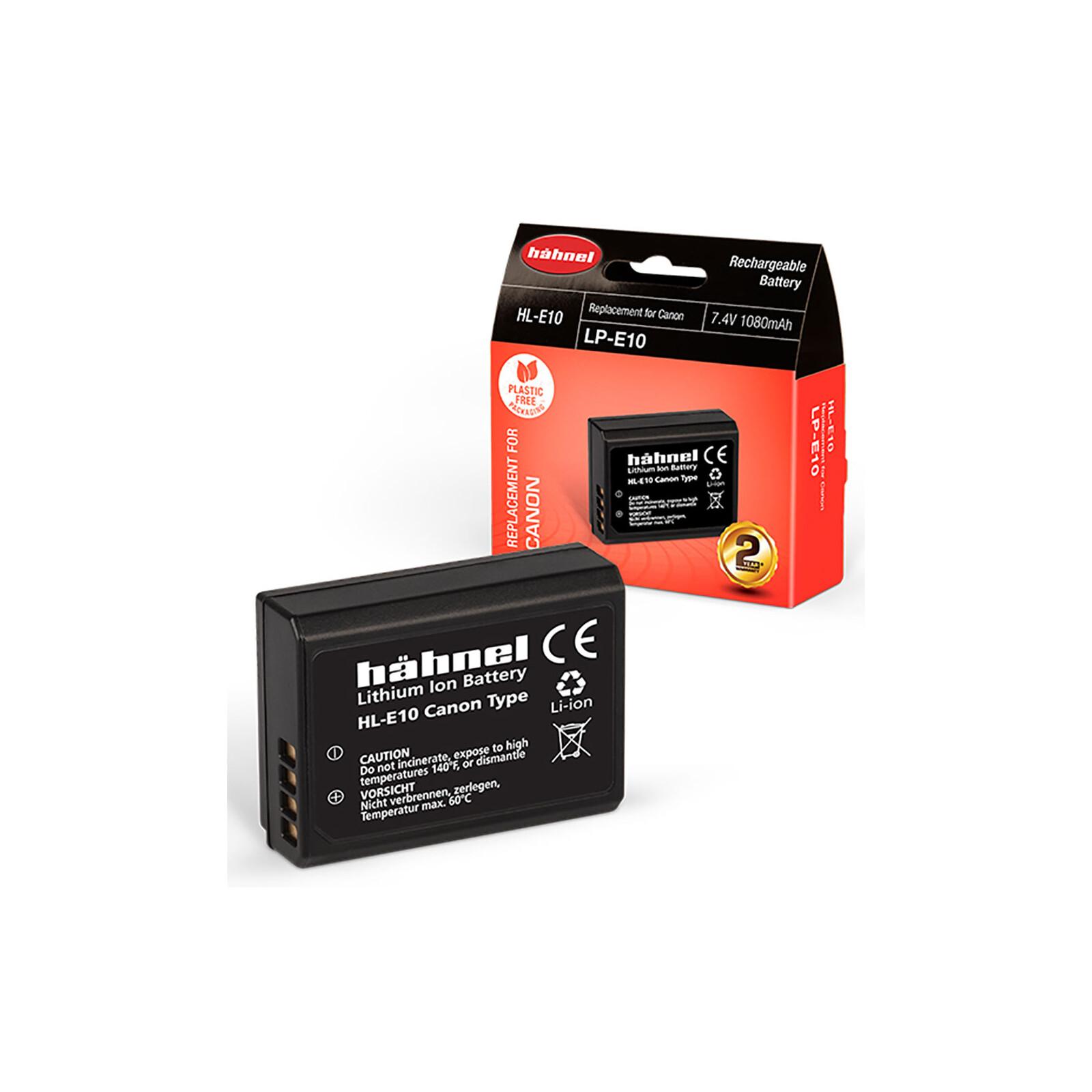 Hähnel Canon LP-E10 Akku